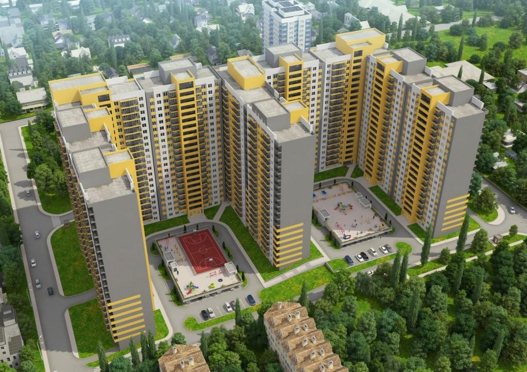 Жилой комплекс Михайловский городок, фото номер 6